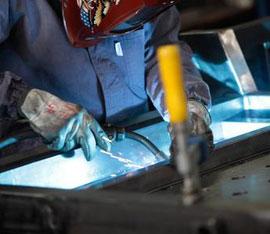 Come saldare alluminio a filo
